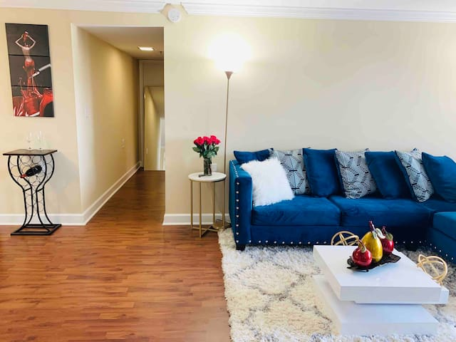 Entire Luxurious One bedroom Buckhead/free parking