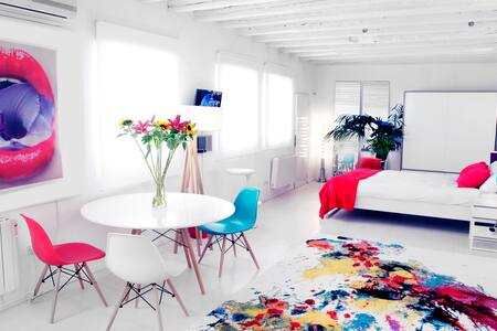 GREAT STUDIO! BEST REVIEWS! CENTRAL - Madrid