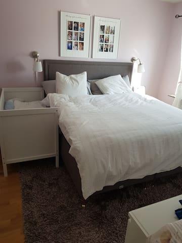 Stor lägenhet i Solna