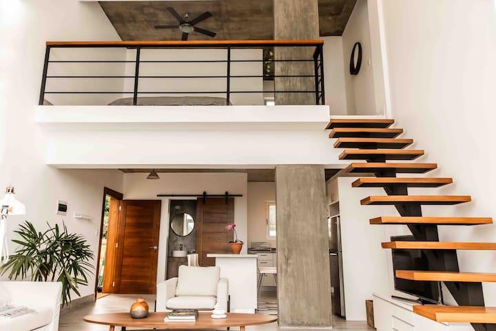 Beautiful brand new Loft at Playa Encuentro