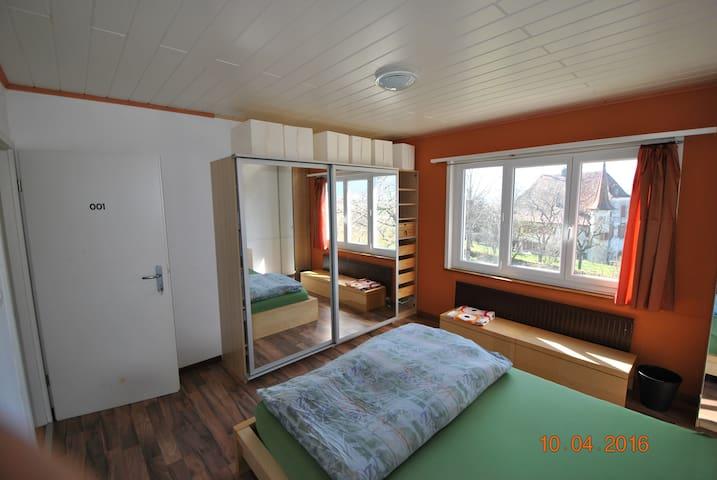 Chambre 001 dans une villa en colocation