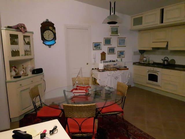 Camera degli ospiti in alloggio Padronale