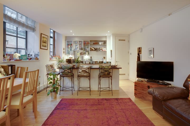 ★Stunning Apt near Tate Modern w/Private Balcony★