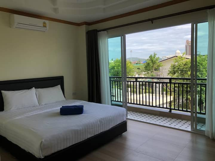 Sea you pool villa Hua Hin