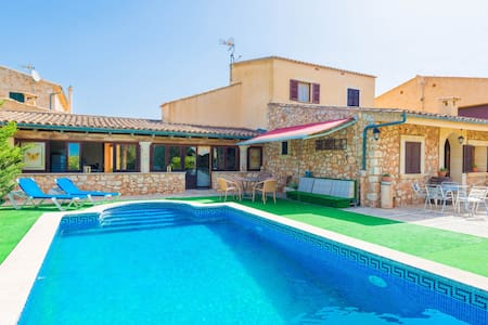 Sineveta - Beautiful villa with private pool - Sineu