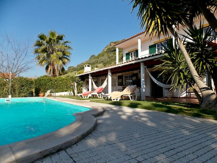 Country House only 2 km from Setubal.