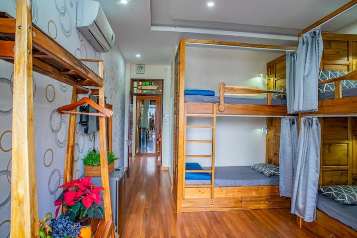 Paradise Homestay - Dorm #6 in 6 Bed Room