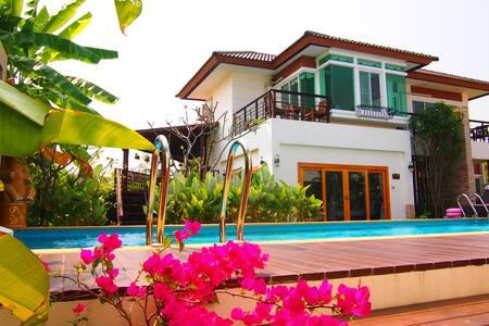 CC House A :4-bedroom pool villa - Chiangmai - 別荘