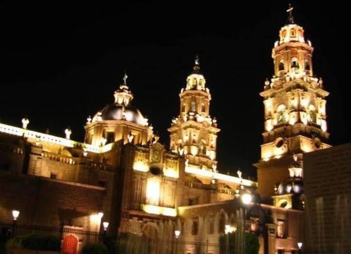 MORELIA: VIAJES DE TRABAJO Y TURISMO (internet)