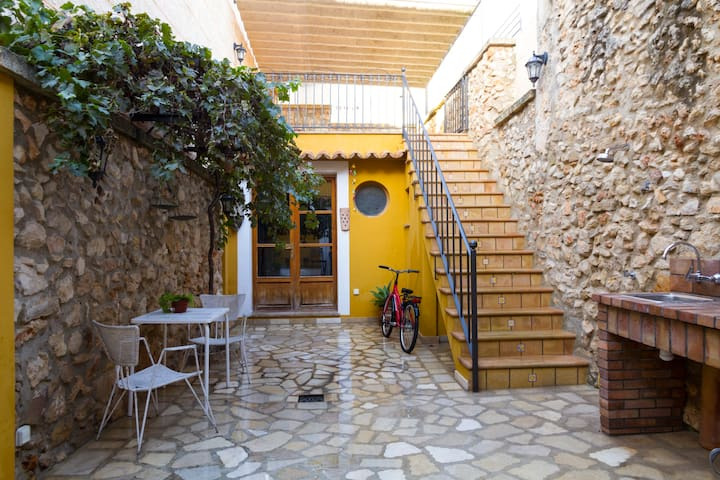 traditional Mallorca town house - Sineu