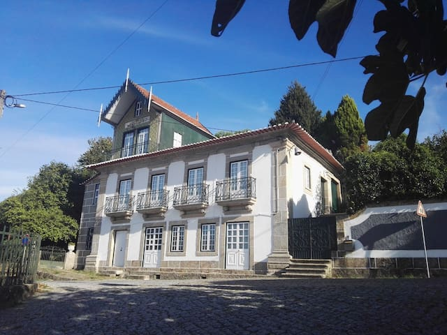 Lovely Manor House 30 Km from Porto