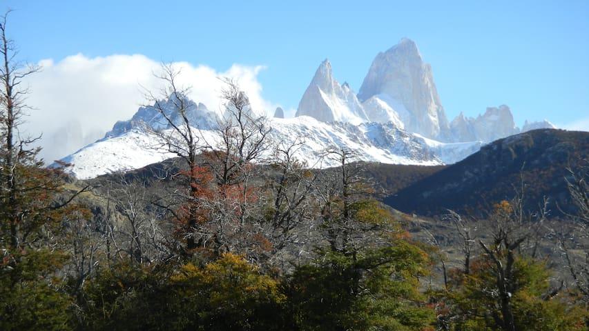 Aires del Fitz / Cab. N°4 - El Chalten- Patagonia