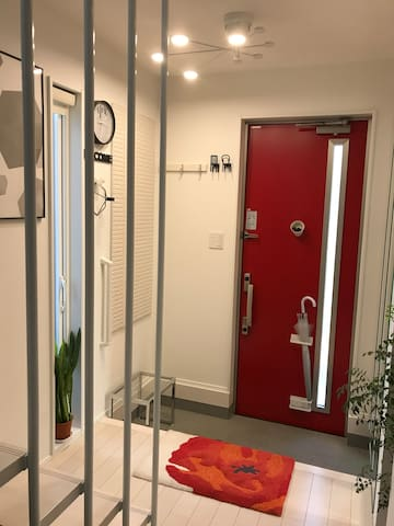 Private clean room in Koiwa only 30m to Shinjuku.