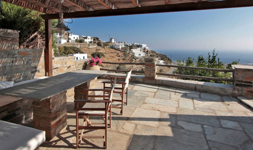Guest House in Triandaros - Tinos - Pension