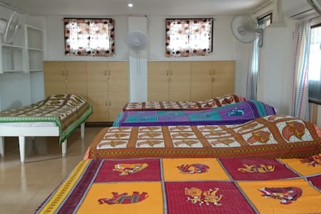 2 private rooms./recent renovation - Kanchipuram