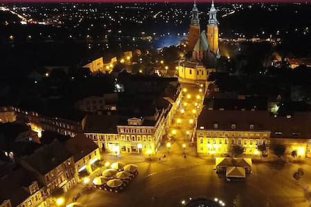 Cosy apartament in the Old Town - Gniezno