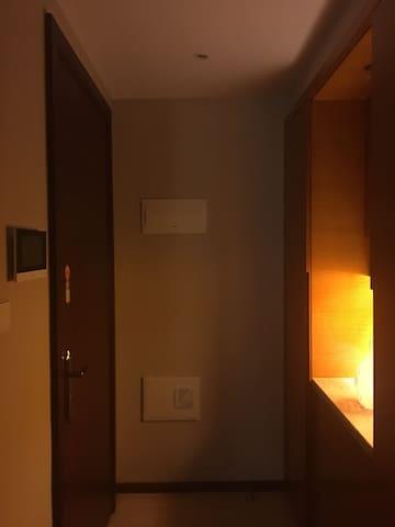 佛山禅城中心33层高层豪宅,感受不一样的居家感觉!房东可到地铁站接你喔 - 佛山市禅城区 - Apartemen