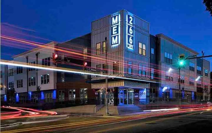 Luxury Loft Downtown Memphis, Tn (Free Parking)