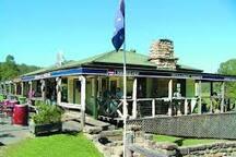 Wollombi Tavern home of Dr Jurd's Jungle Juice