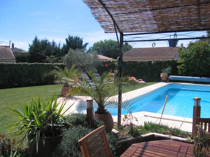 Notre Eden proche Nîmes et Arles