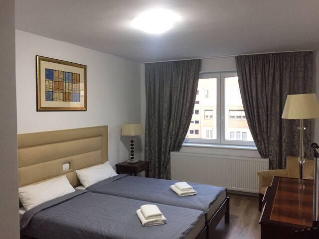 Hotel Eka - Sebeș - Appartement