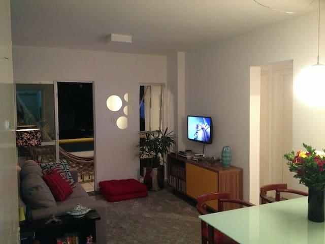Apartamento aconchegante na Federação! - Salvador - Apartment