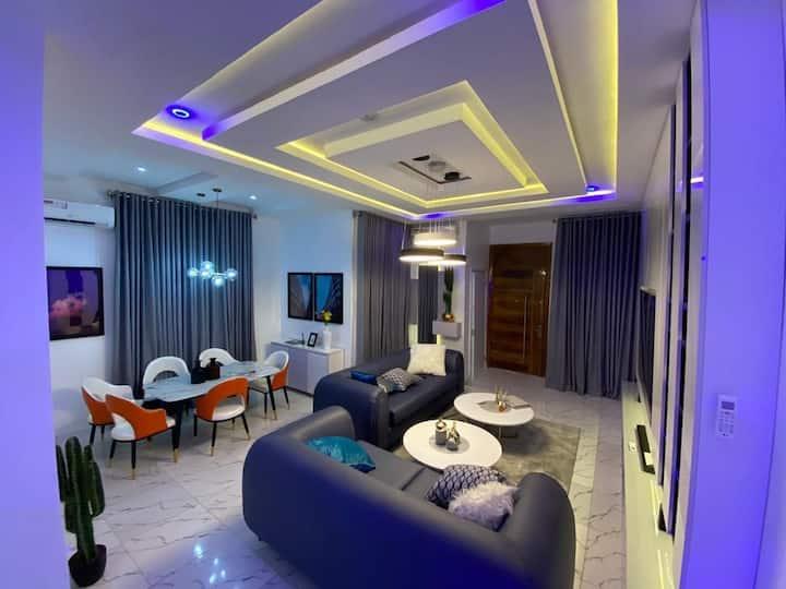Luxurious Classy 4 Bedroom Duplex