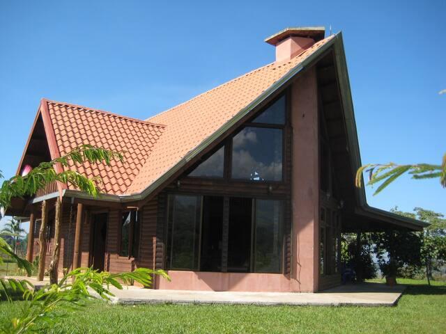 Finca Salvaje - San Isidro de El General - House