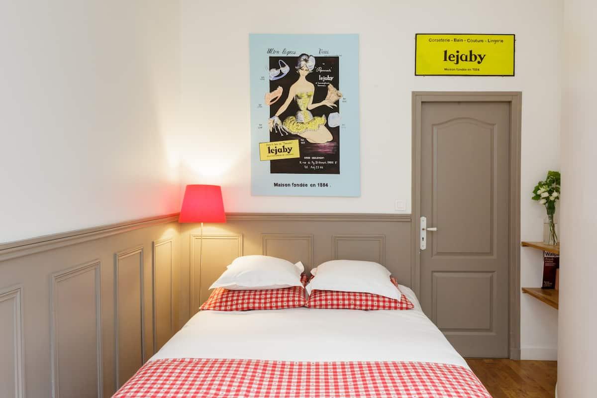 """Appartement Mini Loft Design à proximité du """"Marais"""""""
