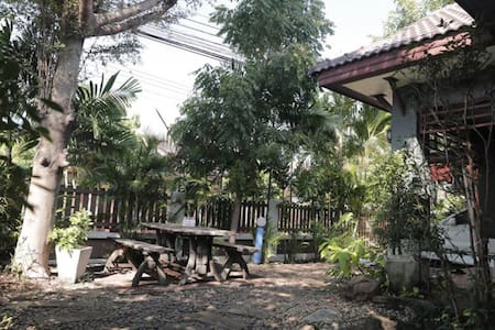 Ayutthaya Single family home with garden