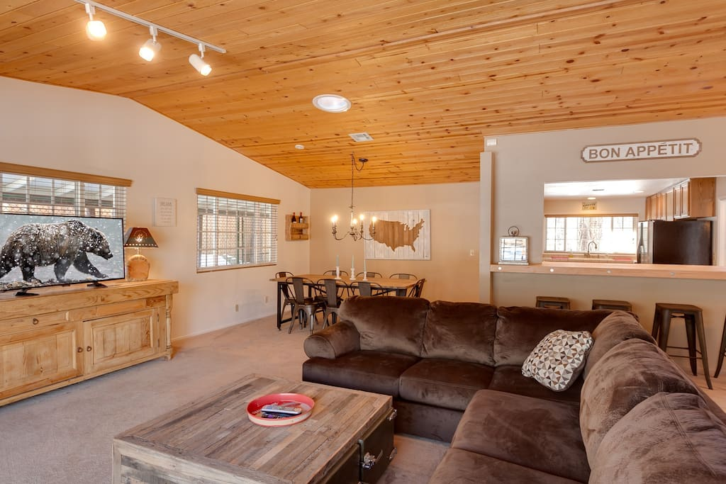 Perfect summer gateway best reviews chalet in affitto for Cabine di noleggio in big bear ca
