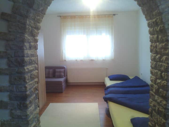 Studio apartment for 3 people Osijek City Center