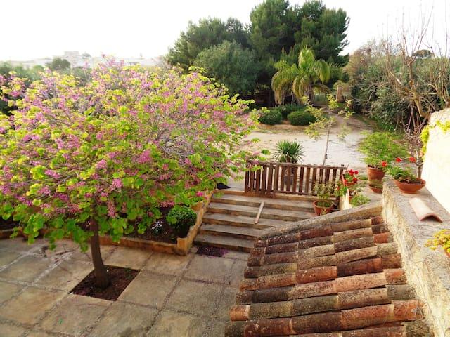Villa fiorita a due passi dal mare - Marsala - Villa