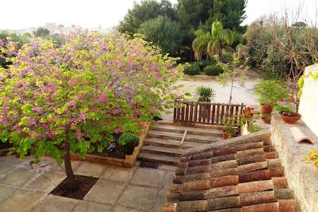 Villa fiorita a due passi dal mare - มาร์ซาลา - วิลล่า