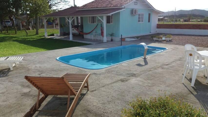 Casa de campo - Governador Celso Ramos - House