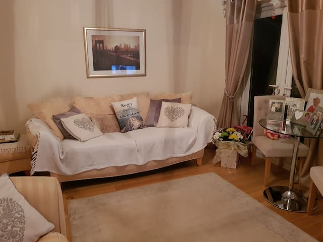 Double Room Accommodation with Parking