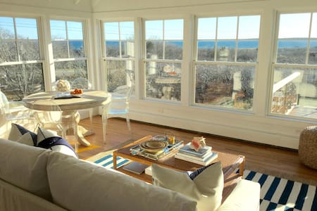 Martha's Vineyard Oceanview Retreat - Aquinnah
