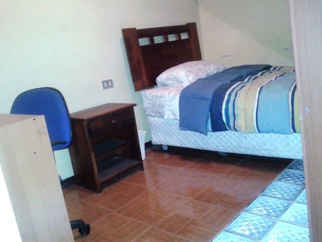Centro de Antofagasta, Ambiente familiar
