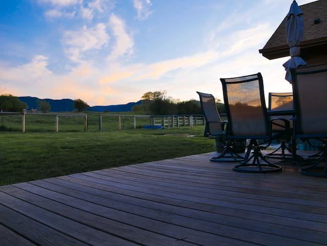 Private piece of paradise in Story, WY with views!
