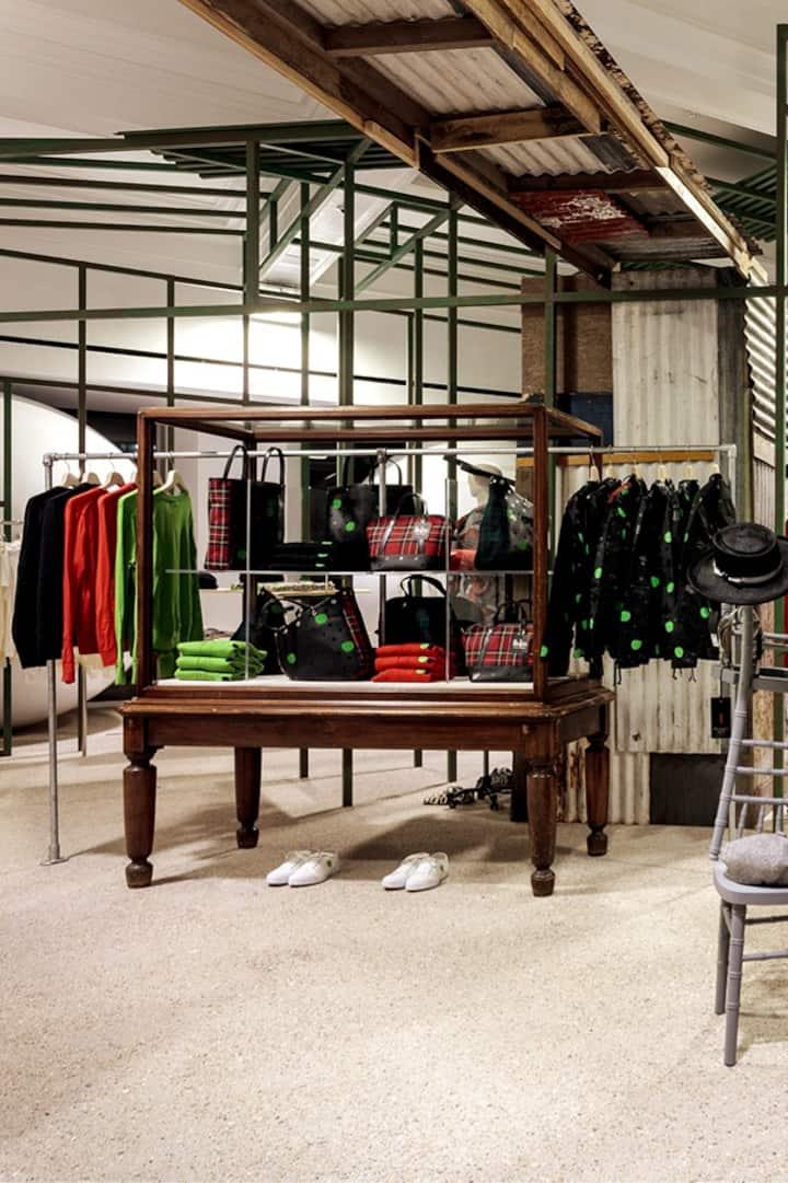 Concept stores y objetos únicos