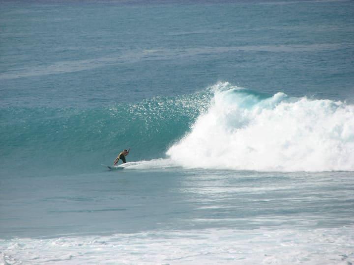 Direct Ocean Front at Famous Banyan's Surf Break