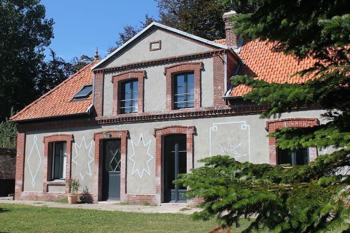 Charmante maison normande village bord de mer - Saint-Pierre-en-Port - Casa