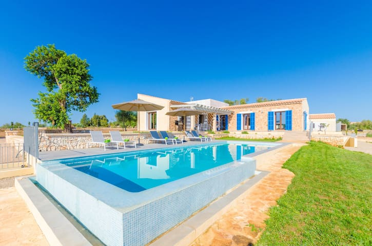 BONA VISTA (BONA VISTA DE FELANITX) - Villa for 6 people in FELANITX.
