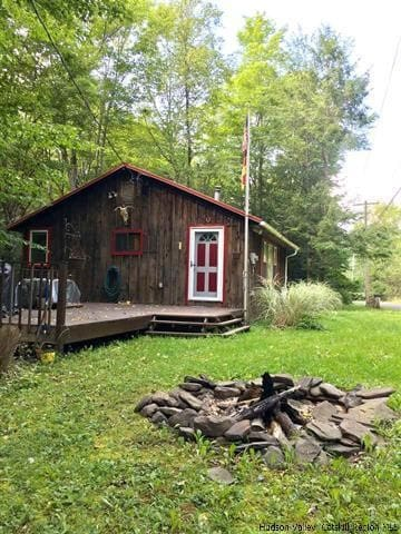 Cozy Catskills Cabin on a Stream