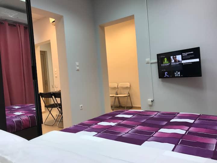 Athens Spirit 49 Katechaki apartment