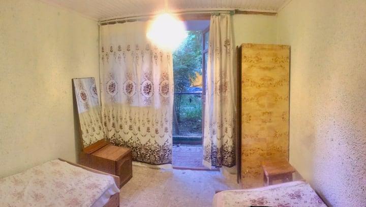 2х-Местная Комната в саду