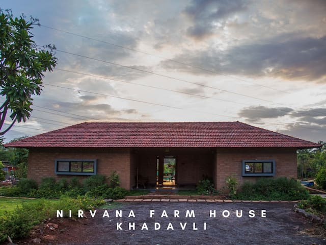 Nirvana Farmhouse your family monsoon weekend stay