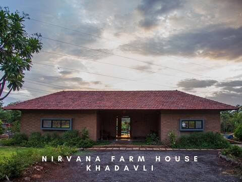 Nirvana Farmhouse for your fun filled monsoon stay