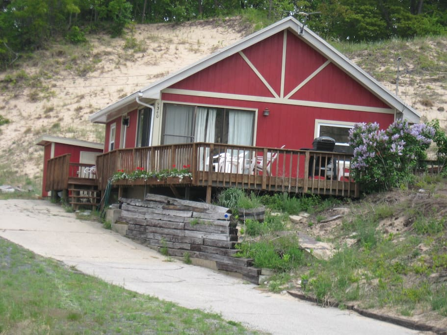 Silver Lake, MI, United States - Cabins for Rent in Shelby ...