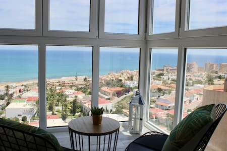 Fabulous see view apartment